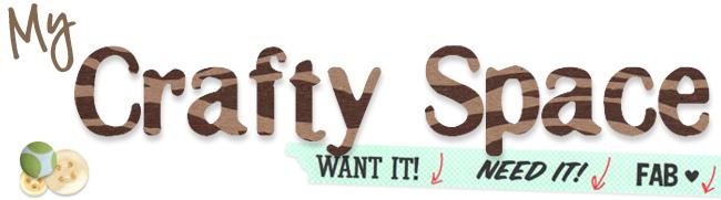 Crafty Space–Gussy Sews