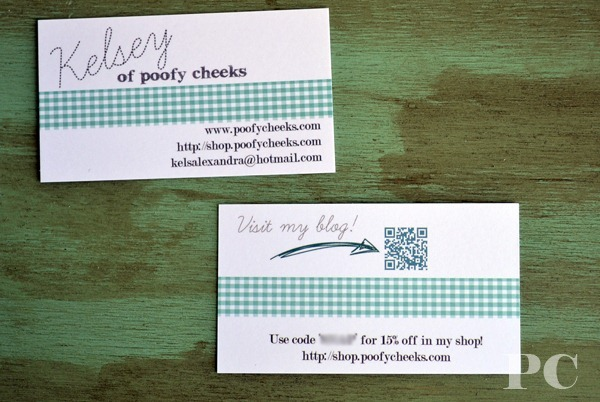 Snazzy Business Cards