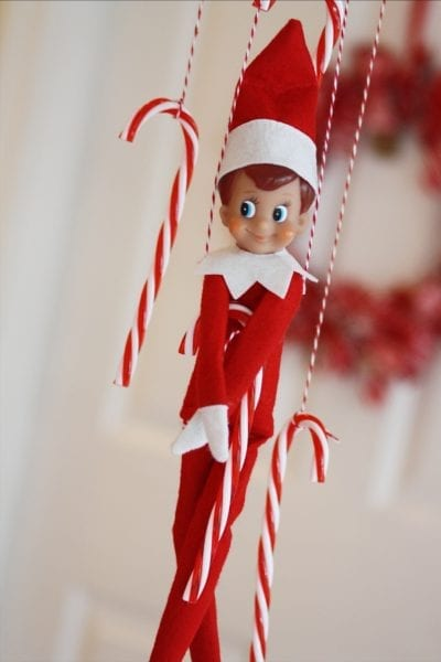 North Pole Elf Christmas Brunch and Free Printables
