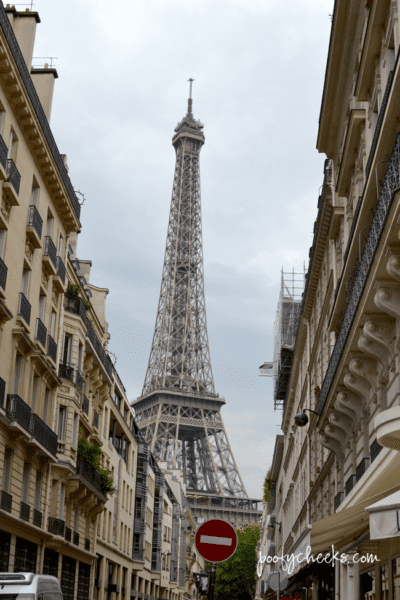 36 Hours in Paris – Transportation, AirBNB, Food and More