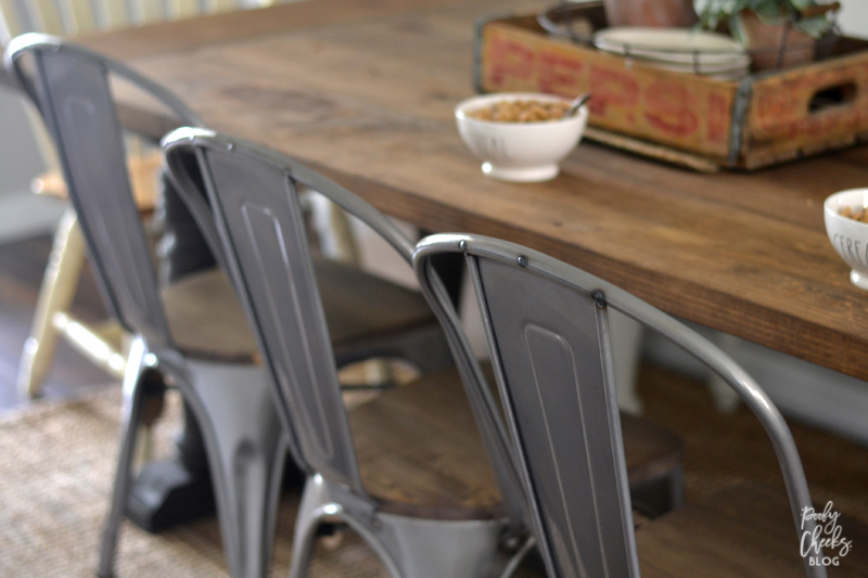 Farmhouse Dining Room Update - The House that Votes Built ...