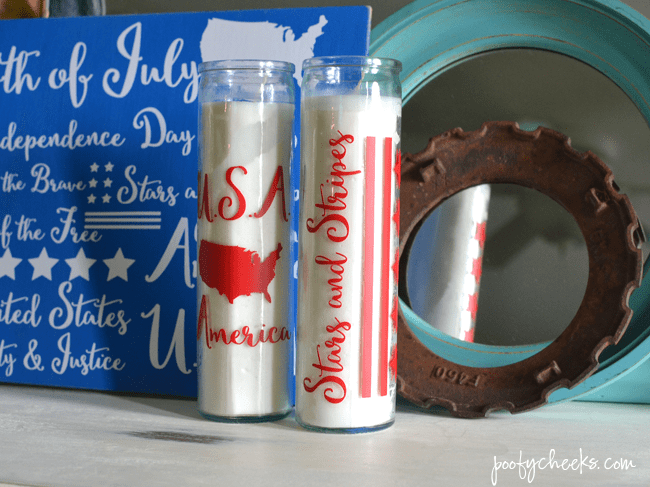 15 Patriotic Projects Using Your Silhouette or Cricut Cutting Machine
