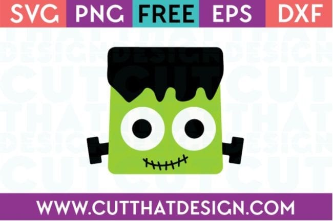 15 Free Halloween Cut Files for Silhouette or Cricut from PoofyCheeks.com