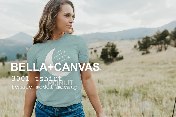 Bella Canvas Tshirt Mockups for tshirt businesses. Sell shirts online using mockups. Why they are cheaper and how to create mockups.