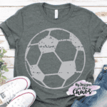 15+ Soccer Cut Files from around the web. Free soccer cut files for use with Cricut and Silhouette cutting machines.