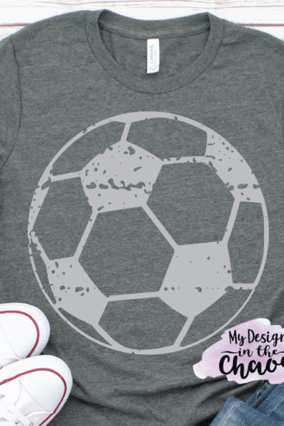 15 Free Soccer Cut Files for Silhouette and Cricut