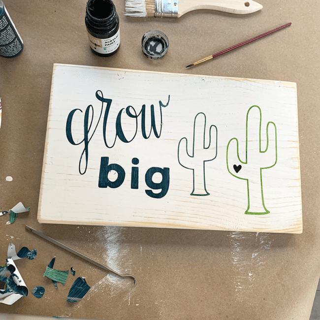 Cactus cut file.
