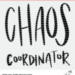 Chaos Coordinator cut file design.