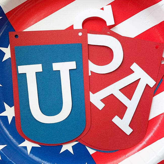 paper USA banner