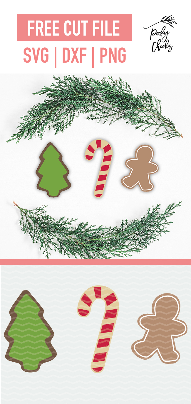 Get Merry Christmas Word Tree _ Svg/Dxf/Png SVG