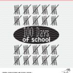 100th Day of School Digital Design