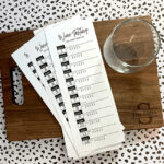 Wine Tasting Party Printables