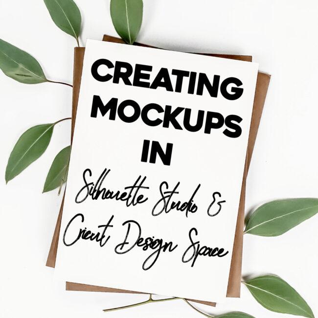 Tutorial for Creating Mockups