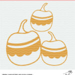 Free Fun Pumpkin Cut File Digital Download